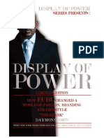Daymond JOHN _Display of Power. FUBU