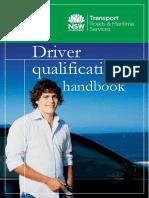 Driver Qualification Handbook English