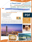 Chinese Chamber of Commerce of Hawaii - Taiwan Tour (2017)