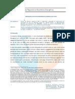Notas Reversais - Exelencia Energetica