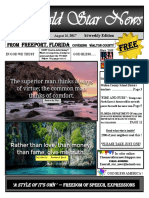 The Emerald Star News - August 10, 2017 Edition