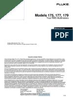 manual Fluke 179