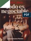Todo Es Negociable - Herb Cohen
