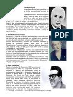 compositores guatemaltecos