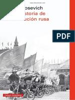 MILOSEVICH, Mila - Breve Historia de La Revolución Rusa