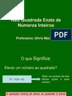 RaizQuadradadeNumerosInteiros_07e27088408