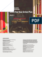 Lents Five Year Action Plan