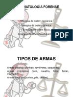 Traumatologia Medico Legal Direito