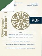 Cuadernos Del Rector I