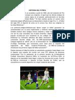Futbol y Equipos