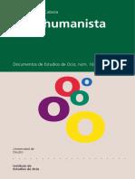 Ocio Humanista. Manuel Cuenca
