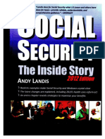Landis Social Security and Medicare 2012