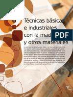 Tecnicas Basicas e Industriales Con Madera y Otros Materiales Copia 2