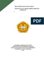 COVER LPJ Pelatihan