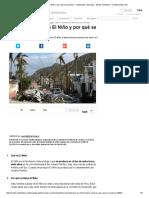 Qué Es El Fenómeno El Niño y Por Qué Se Produce - Catástrofes Naturales - Medio Ambiente - Practicopedia