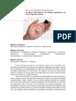 007 Marco Fidel Barrera y Los Modelos Epistémicos