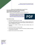 Clase 01 2017-05-13 Presentacion Proyecto Educacional