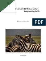 PDF 417 Font Ware