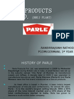 Parle Products Pvt
