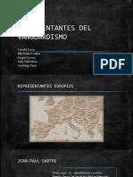 Representantes Del Vanguardismo