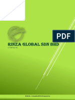 RINZA Global Sdn Bhd Company Profile