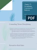 pham module4 chapter17 discipline correction