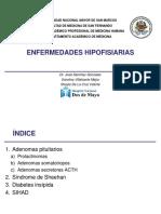 Enfermedades Hipofisiarias Rv