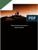 Sejarah Perkembangan Hukum Perdata Internasional