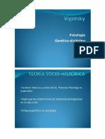 Vigotsky teoría (1)