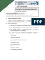 Guía de Trabajo Final - Gepuco220717p