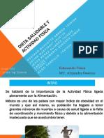 La Actividad Fisica y la Alimentacion (Investigacion).pptx