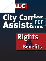 cca rights and benefits april 2014