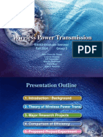 Group 5 Wireless Oower