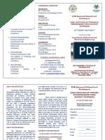 Icmr Brochure