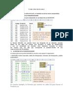 Funcion Buscar Excel