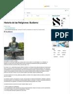 Historia de Las Religiones_ Budismo - Taringa!