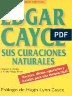Edgar Cayce- Sus Curaciones Naturales - 411pgs-.pdf