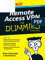 Remote Access VPN Dummies En