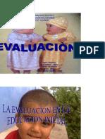 LA EVALUACION EN LA EDUCACIÓN INICIAl47
