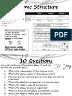 C2 Revision Slides V3 Questions MS H