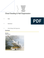 Web CLoud Seeding Article Changes