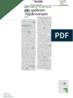 Revue de Presse Autolinee Toscane 10.08.2017