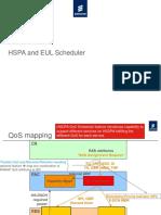 HSPA & EUL Scheduler