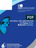 The Seoul Declaration for the Future of the Internet Economy