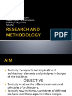 Research and Methodology1