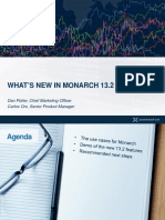 Whats New in Monarch 13 2
