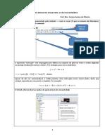 Breve Manual Scilab