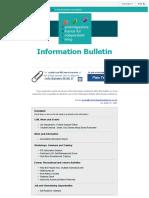 Info Bulletin 06.08.17