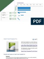 Gantt Chart BAI