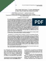 Lopez Santiago Bell Och - Somatización como sintoma